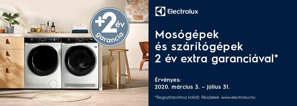 Elx Laundry +2 years extended warranty HU